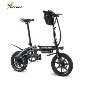 """ΕΤΟΙΜΟΠΑΡΑΔΟΤΟ Ηλεκτρικό Ποδήλατο ΣΠΑΣΤΟ, 14"""" X-Front, Σκελετός Carbon Steel, Μπαταρια Λιθιου"""