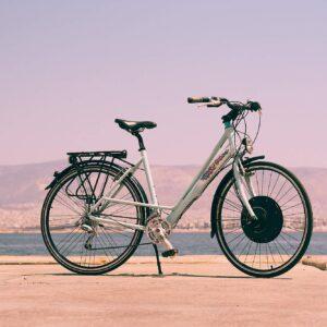 """ΕΤΟΙΜΟΠΑΡΑΔΟΤΟ MTB Ηλεκτρικό Ποδήλατο  Mountain 26""""  με κιτ ALL IN ONE 250 watt/36 volt"""