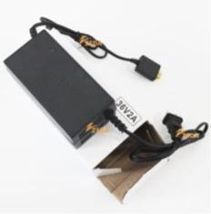 ΦΟΡΤΙΣΤΗΣ ΜΠΑΤΑΡΙΑΣ ΛΙΘΙΟΥ LI-ION 36 VOLTS/2 AMP  with European socket
