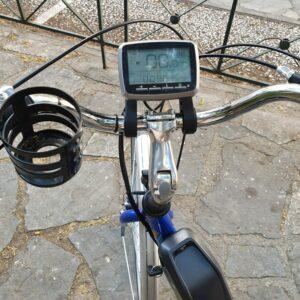 """ΕΤΟΙΜΟΠΑΡΑΔΟΤΟ  Ηλ. Ποδήλατο πόλης ORIENT 28""""  7-speed  ME ΜΟΤΕΡ ΜΕΣΑΙΑΣ ΤΡΙΒΗΣ TSDZ2 & Μπαταρια Λιθιου 10,4 Ah"""