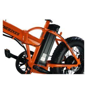 """Ηλεκτρικό ποδήλατο 20"""" FOLDING FAT TIRE SR20B"""