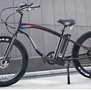 """Ηλεκτρικό ποδήλατο 26"""" FAT TIRE FR26C"""