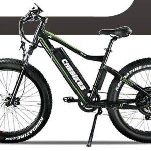 """Ηλεκτρικό ποδήλατο 26"""" FAT TIRE FR26D"""